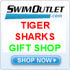 Tiger Sharks Swim Shop, Get your swim & fitness gear here.